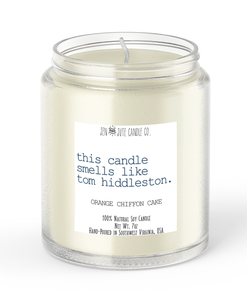 this candle smells like tom hiddleston
