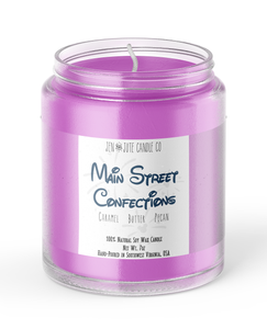 Main Street Confections Candle