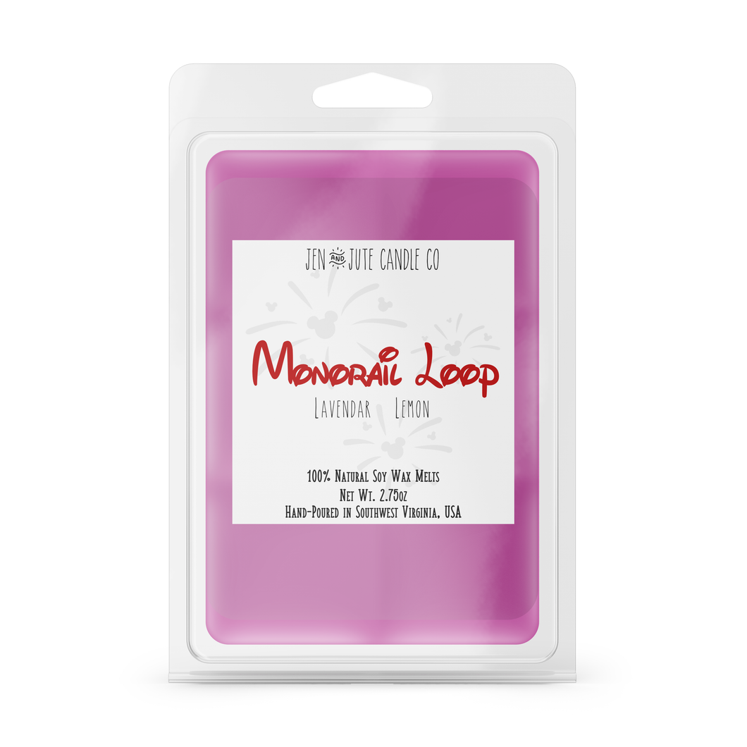 Monorail Loop Wax Melt