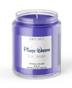 Pirate Waters Candle