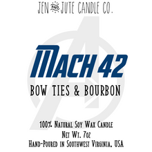 Load image into Gallery viewer, Mach 42 | an Infinity Heroes Candle