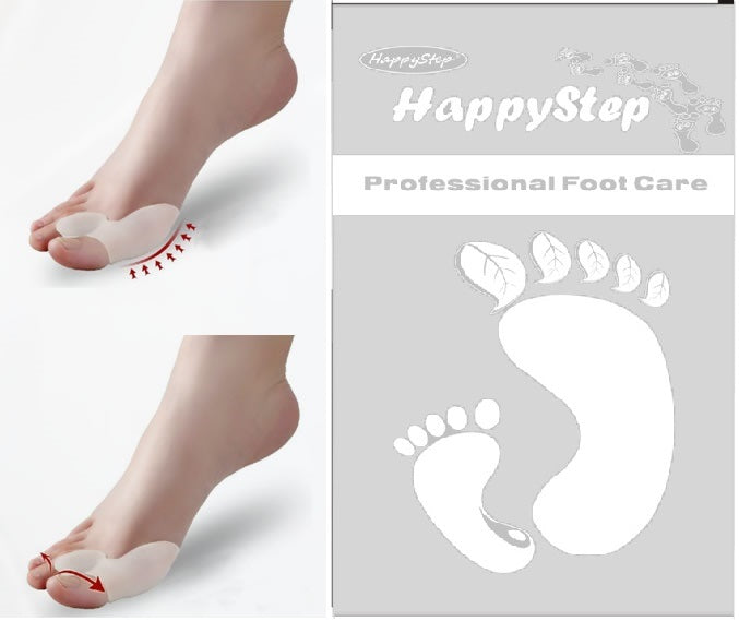 Gel Toe Separators, Big Toe Alignment, Hallux Valgus Corrector