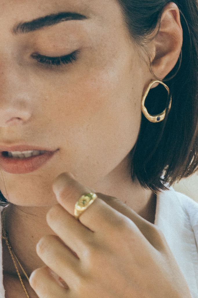 Lola Earrings - gold|Lola Ohrringe - gold