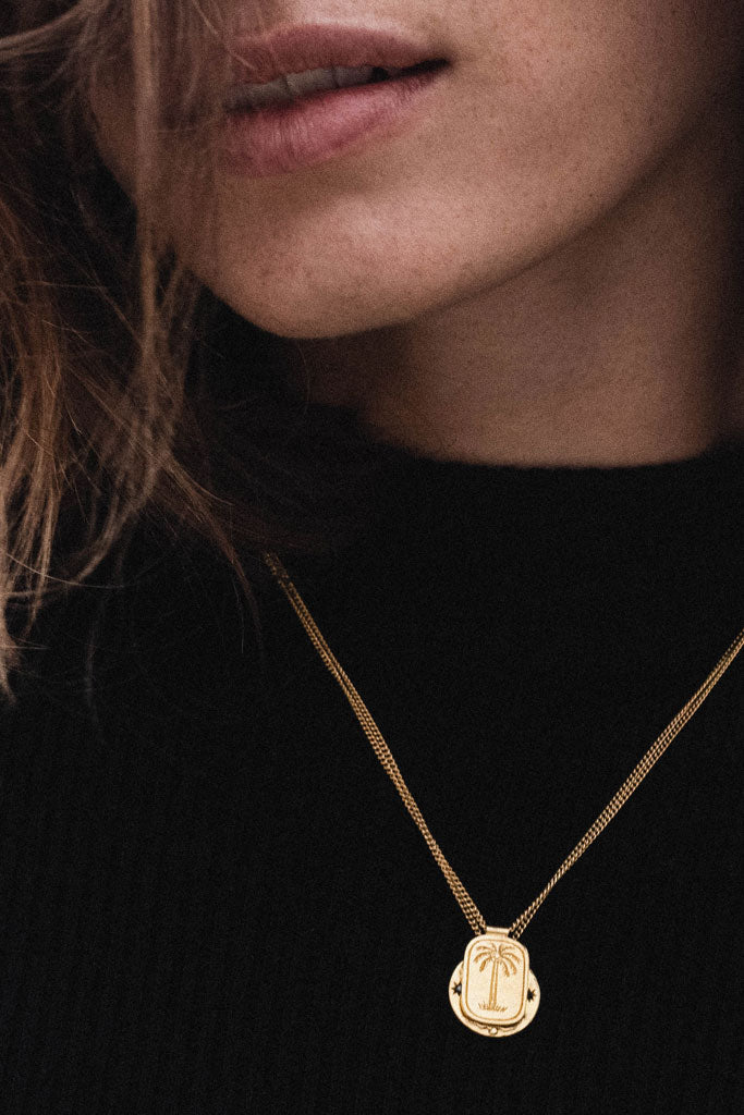 The Coconut Society Necklace - gold|The Coconut Society Halskette - gold