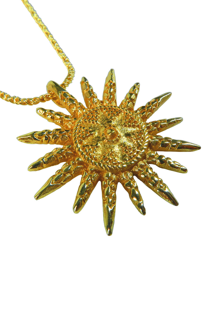 Ray Necklace - gold|Ray Halskette - gold