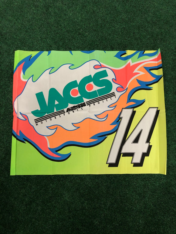 JACCS Honda #14 Race Day Flag
