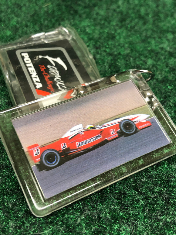 Bridgestone Formula 1 Key Chain