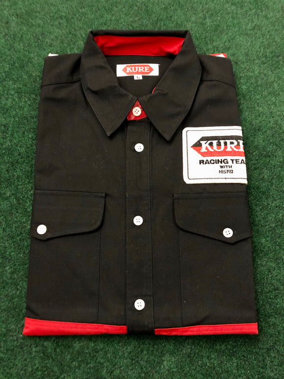 KURE Old Logo Nismo Racing Pit Shirt - NEW
