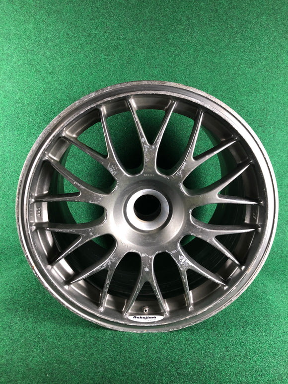 Nakajima Racing (PIAA MOBIL) JGTC Honda NSX - BBS RE386X Center Lock Race Wheel