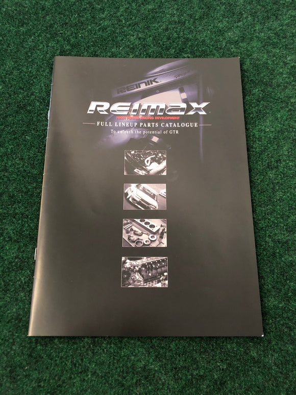 Reimax Renik Product Catalog