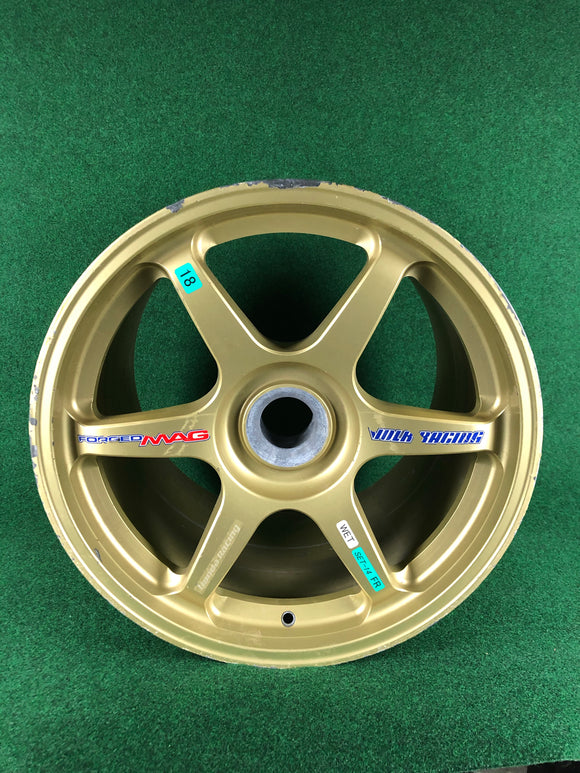 RAYS Volk Racing Honda Racing - JGTC Takata NSX Center Lock/Lug Race Wheel