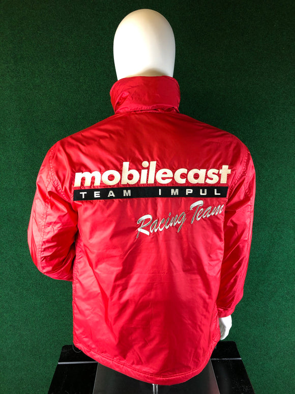 Mobilecast Team Impul Racing Team Insulated Nylon Jacket