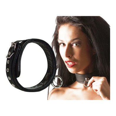 Leather Neckcuff S-L