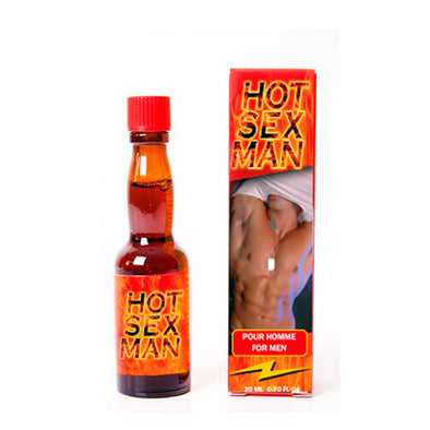 Hot Sex Drops - 20 ml