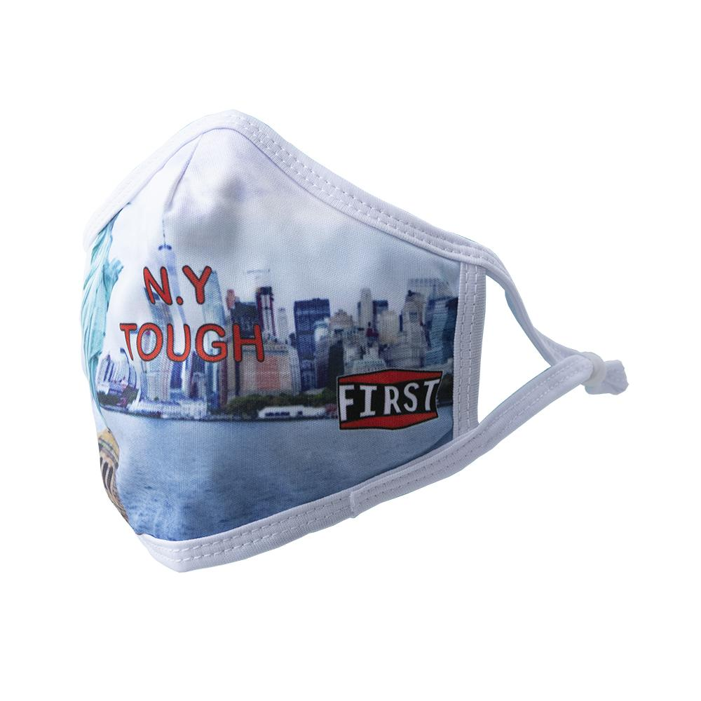 NY Tough Face Mask - For Adults (5Pcs Pack)