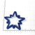 10 Point Star Cookie Cutter