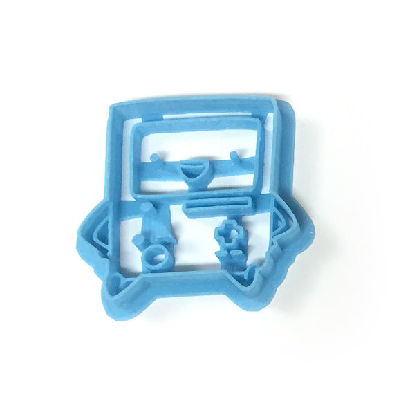 Adventure Time BMO Cookie Cutter
