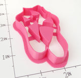 Ballet Slippers Cookie Cutter