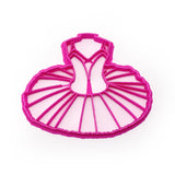Ballet Tutu Cookie Cutter