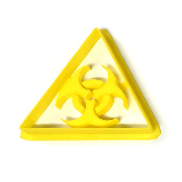 Bio-Hazard Cookie Cutter