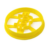 Bit Coin Logo Cookie Cutter