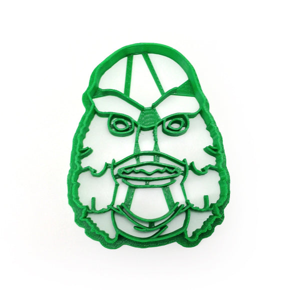 Creature from the Black Lagoon Cookie Cutter