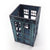 Doctor Who Wood Engraved Tardis Candle Holder
