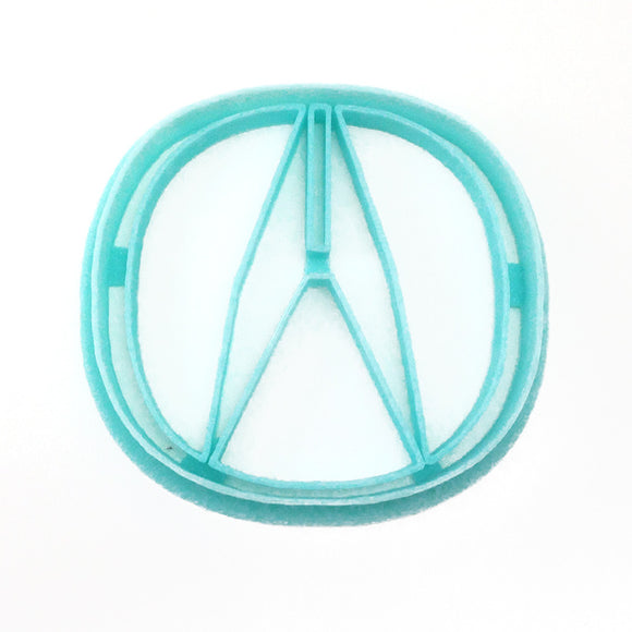 Acura Car Logo Cookie Cutter