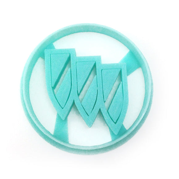 Buick Car Logo Cookie Cutter