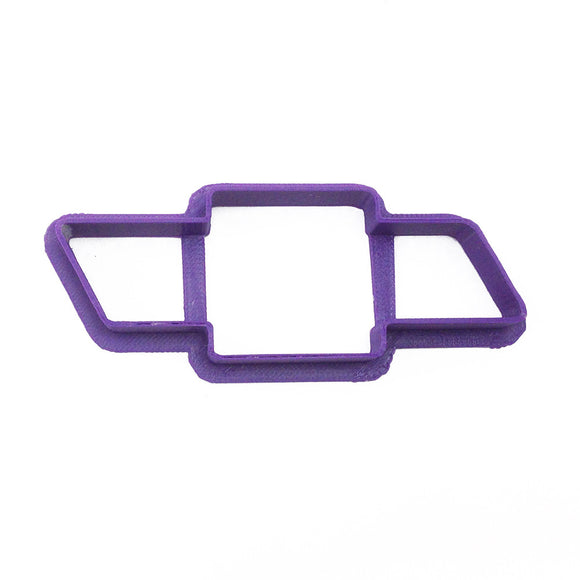 Chevy Car Logo Cookie Cutter