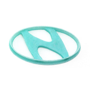 Hyundai Car Logo Cookie Cutter