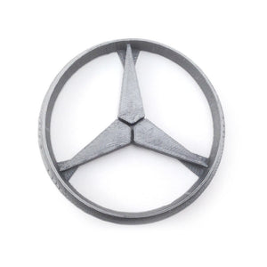 Mercedes Car Logo Cookie Cutter