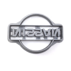 Nissan Car Logo Cookie Cutter