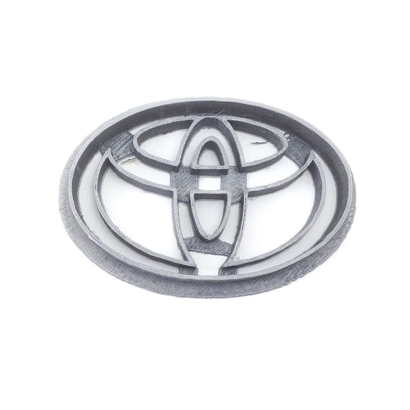Toyota Car Logo Cookie Cutter