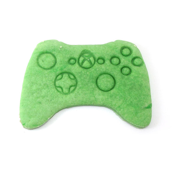 Xbox Symbol And Controller Cookie Cutter Set Warpzone Prints
