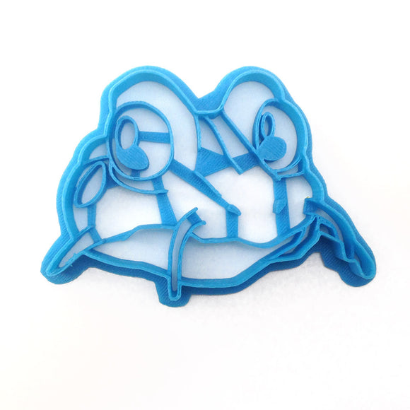 Chrono Trigger - Frog Cookie Cutter