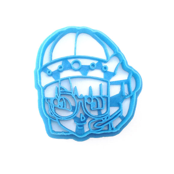 Chrono Trigger - Lucca Cookie Cutter