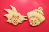 DBZ Goku Cookie Cutter