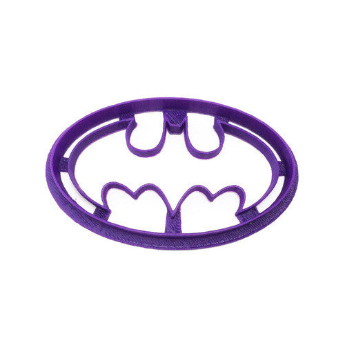 DC Comics Batman Logo Cookie Cutter