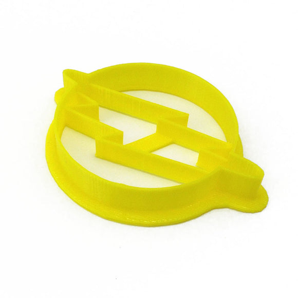 DC Comics The Flash Logo Cookie Cutter