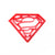 DC Comics Superman Logo Cookie Cutter