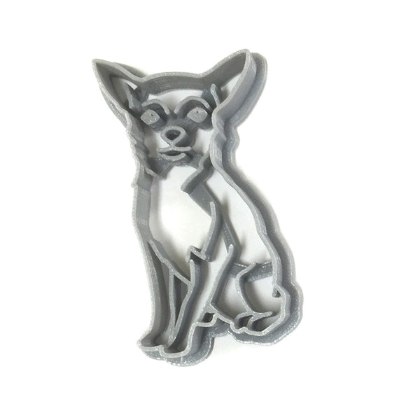 Chihuahua Dog Cookie Cutter