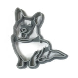 Corgi Dog Cookie Cutter