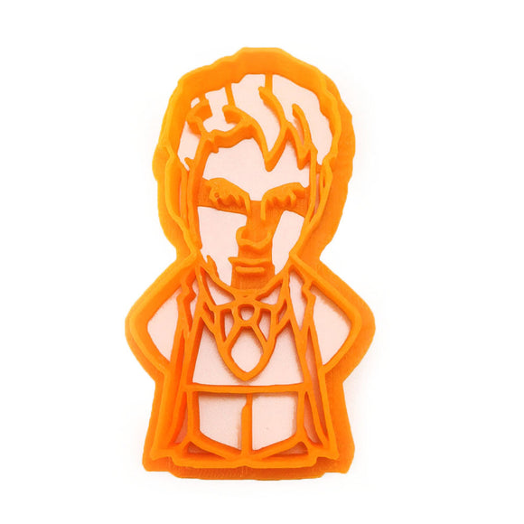 Doctor Who 10th Doctor Cookie Cutter
