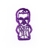 Doctor Who 12th Doctor Cookie Cutter