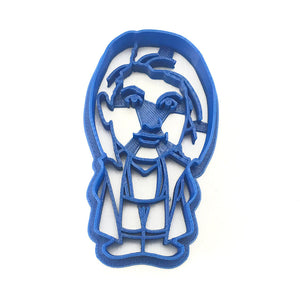 Doctor Who 13th Doctor Cookie Cutter