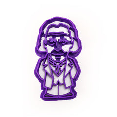 Doctor Who 1st Doctor Cookie Cutter