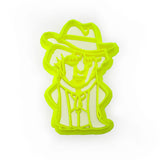 Doctor Who 4th Doctor Cookie Cutter