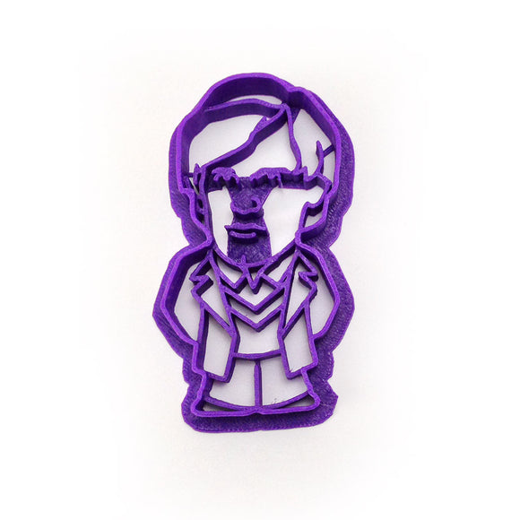 Doctor Who 5th Doctor Cookie Cutter
