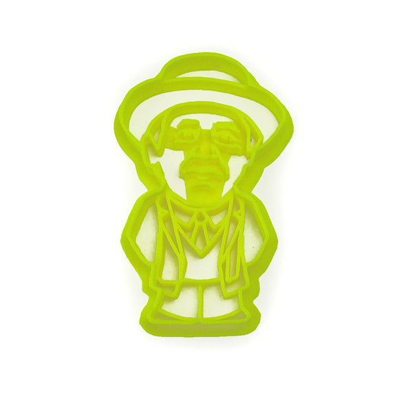 Doctor Who 7th Doctor Cookie Cutter